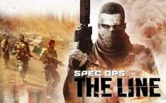 [STEAM] Spec Ops: The Line für 3,50€, Mount and Blade Collection für 5,24€ und Alpha Protocol  für 2,62 € bei GMG