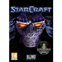 Starcraft + Broodwar für 2,69€  (Download)