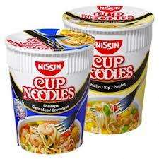 [Penny] Nissin cup noodles