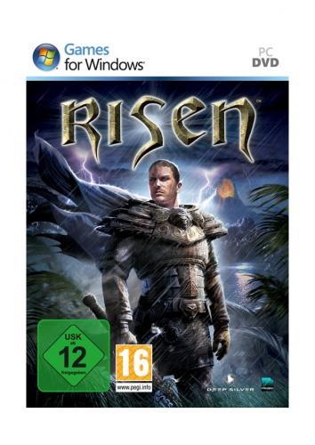 Risen (PC) als Beilage in der neuen PC Games