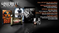 [PC] Call of Duty Black Ops 2 Digital Deluxe Edition + Nuketown Zombies & Nuketown 2025 + Call of Duty: World at War + Soundtrack