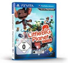 [OFFLINE] Little Big Planet (PS VITA) bei ALPHATECC für 17€