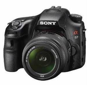 Sony Alpha 57 inkl. SAL 18-55mm Objektiv für 600,99 ink. Versand aus deutsche Land