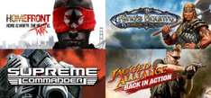 [Steam] Homefront: UE 5,25€/King's Bounty: WotN 8,75€/ Supreme Comm. 2,10€/ JA: BiA 7€ @GMG