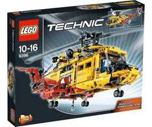 [offline] Real Leissling, Lego 9396 Technic Grosser Helikopter