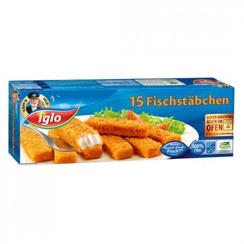 [offline]Lidl Supersamstag den 5.Januar 2013 u. a. Iglo Fischstäbchen 15 St. 1,55