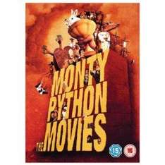 Monty Python - The Movies (6 DVD Box) @ amazon.co.uk jetzt für € 16,78 inkl. Versand