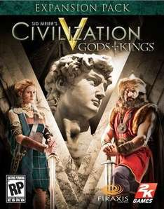 [STEAM] Sid Meier's Civilization V: Gods and Kings! DLC/Addon für sagenhafte 3,15€ [PC/Mac]