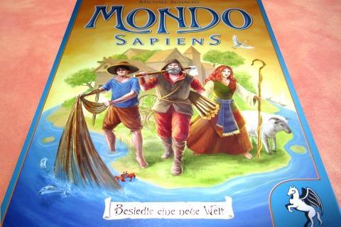 Legespiel Mondo Sapiens von Pegasus (21% Ersparnis)