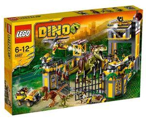 LEGO 5887 Dinosaurier Forschungsstation [Kaufhof offline - ab 2.1.2013]