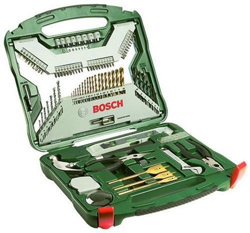 @amazon.de: Bosch 103teiliges X-line Set Titanium von Bosch
