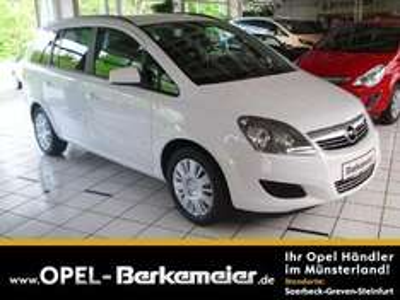 Opel Zafira Family - Neuwagen (1,6 ecoFlex - 115PS, Klima, Tempomat, CD/MP3, 7 Sitzer)