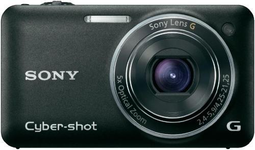 Günstige Kompaktkamera: Sony Cyber-shot DSC-WX5 für eff. 129€