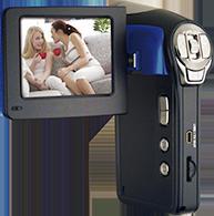ROLLEI Movieline P 30 blau oder schwarz für 26,99€ / 25,-€ bei Abholung im Mediamarkt