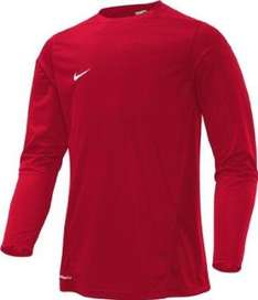 Amazon: Nike Long Sleeve Park IV für 8,84€