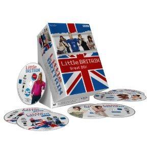 [Amazon.de] Little Britain – Great Box – Die komplette Serie (8 DVDs) – 34,99 EUR