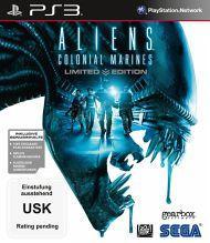 Aliens: Colonial Marines - Limited Edition (PlayStation 3 od. Xbox) 46,99€  bei Buecher.de (zum Vorbestellen!)