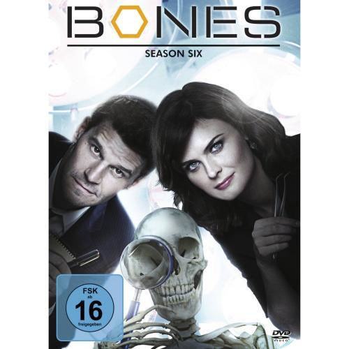Bones: Die Knochenjägerin - Season 6 [6 DVDs] Amazon.de