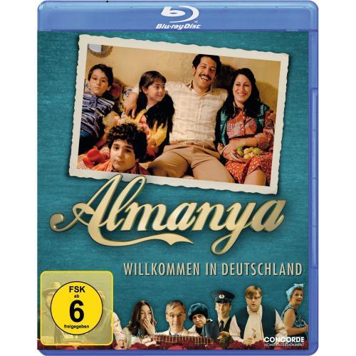 Kaboom [Blu-ray] / Almanya - Willkommen in Deutschland [Blu-ray] für je 6,97€ @Amazon