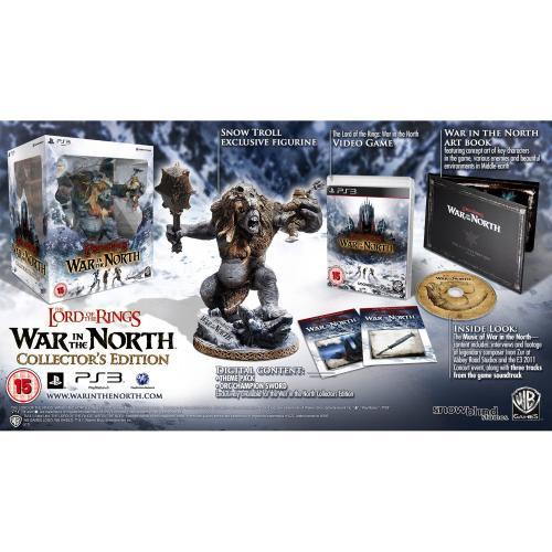 [Sammler] Der Herr der Ringe - Krieg im Norden Collector (PS3) aus UK