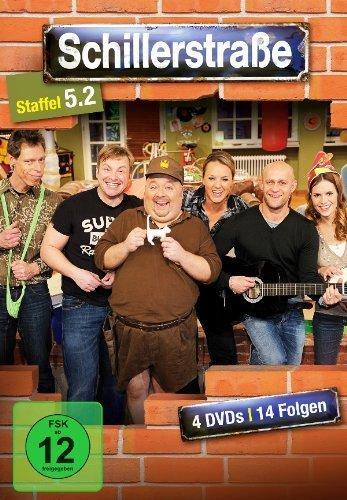 Schillerstraße Staffel 5 (Teil 2) für 6,97 € bei amazon