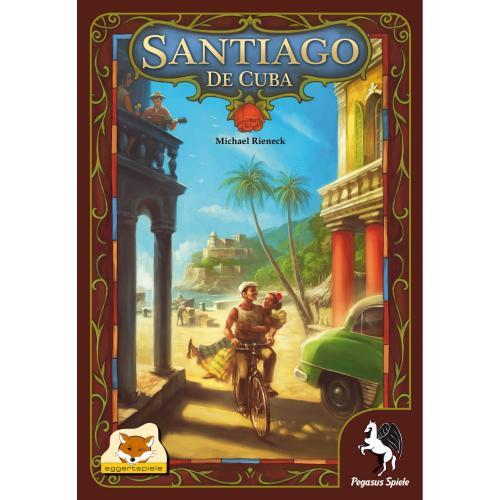 Pegasus Brettspiele günstig bei Amazon (Santiago de Cuba, Strasbourg, Milestones)