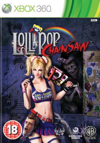 Lollipop Chainsaw Xbox 360 Zavvi