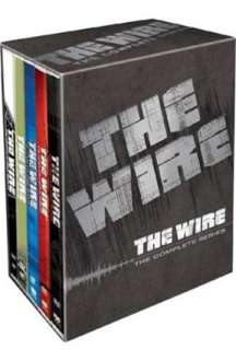 The Wire - Complete (24 Disc Box Set) DVD *Englisch*