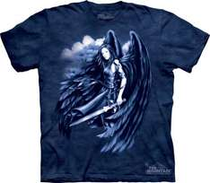 The Mountain T-Shirts (Tiere, Natur, Fantasy) für 11,93€ – 16,43€ (+5,90€ VSK)