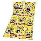Wieder da: (Wende-)Bettwäsche für Kinder wie Spongebob o. Disney 63% reduziert bei Kidoh: 14,99€