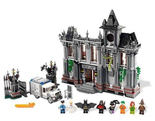 Lego 10937 - Batman(TM): Ausbruch aus Arkham Asylum + Geschenk