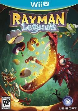 Vorbestellung Rayman Legends für 40,44€  inkl. Versand Wii U auf bücher.de mit Gutschein & Füllartikel