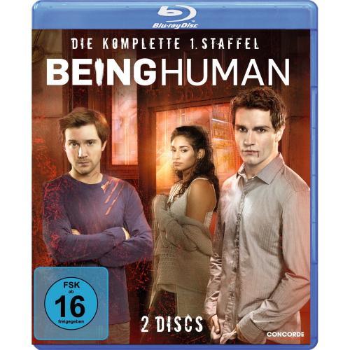 Being Human - Staffel 1 [Blu-ray] (2 Discs) für 14,97 € @ Amazon.de