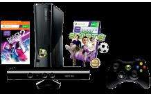 [MediaMarkt] Xbox 360 250 GB Kinect + Kinect Sports + Kinect Adventures + Dance Central 2 für 199€