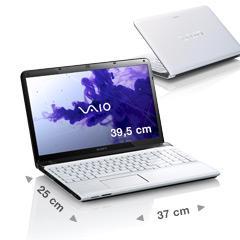 SONY VAIO E15 Notebooks von Sony Outlet Store. (Generalüberholt)