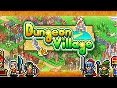 iOS: Dungeon Village von Kairosoft