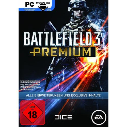 Battlefield 3 Premium Service (nur die Addons) @amazon.com