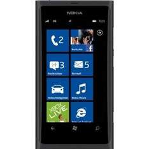 Saturn(bundesweit): Nokia Lumia 800 (schwarz)
