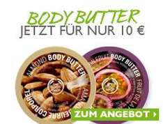 [online] Sale bei The Body Shop, bis zu 50%