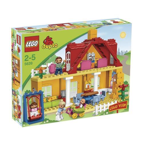 LEGO Duplo 5639 - Familienhaus für 48,99 € @ Bücher.de