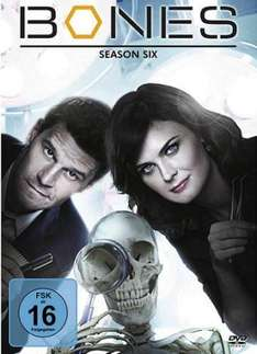TV Serie Bones -  Staffel 6