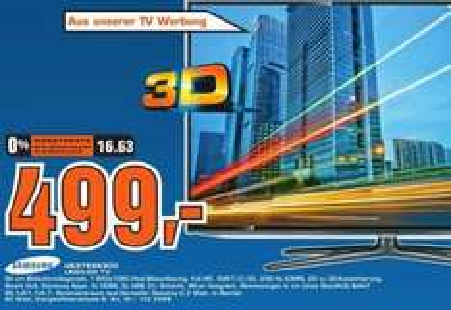 [lokal ??? Saturn Berlin ] Samsung UE37ES6300 3D-LED-TV DVB-T/C/S2