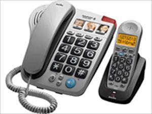 Big Button Combo II Seniorentelefon für 40€ bei Norma. Amazon 58€