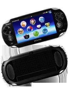 Sony PlayStation PS Vita 3G/Wi-Fi mit Prepaid Websession bei Vodafone