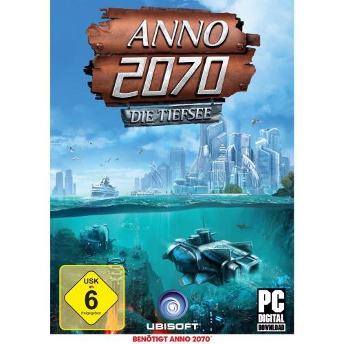 ANNO 2070: Die Tiefsee (Add-On) für 14,97€ @amazon download