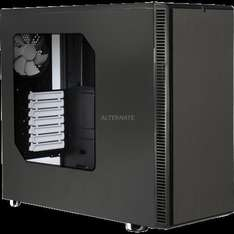 Fractal Design Define R4 Black Pearl Window @ ZackZack