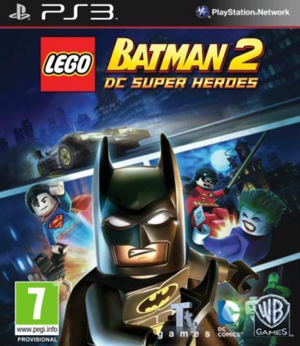 Lego Batman 2 Wii 19,99€, PS3/XBox360 24,99€ @ lego.de / Versand 3,50€