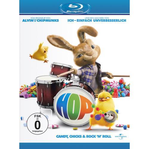Hop - Osterhase oder Superstar? Kinder-/Familienfilm [Blu-ray] @ zavvi für 5,49 Euro