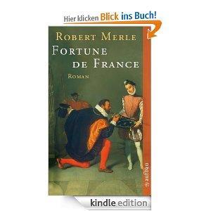 Erinnerung: Kindle Gratis-Roman: Fortune de France