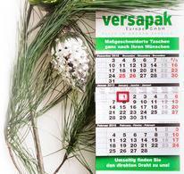 kostenloser Tischkalender 2013 @versapak Europe /gemydealzt!